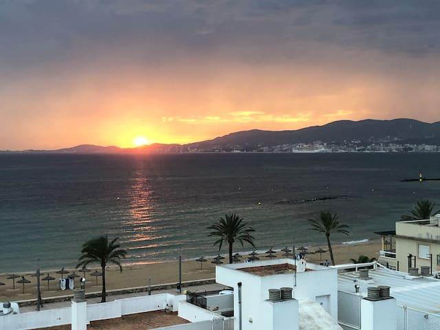 Sonnenuntergang | Puesta de sol | Sunset
