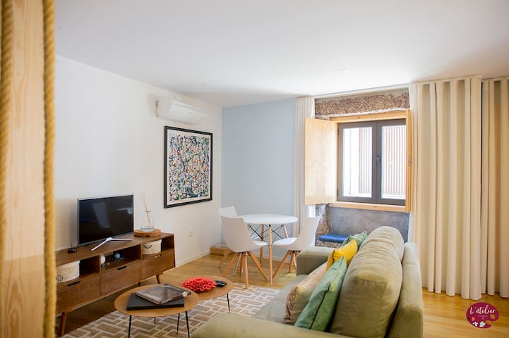 L'atelier Apartments (Música)