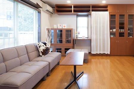 2min.Shibuya&5min.Harajyuku by JR. Locate at Ebisu - House