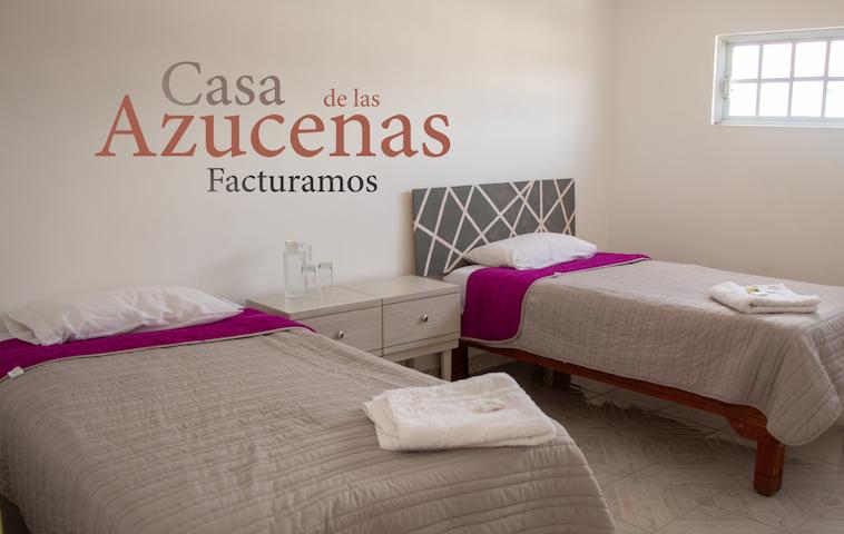 2 Habitaciones -  Para familias con 4 integrantes
