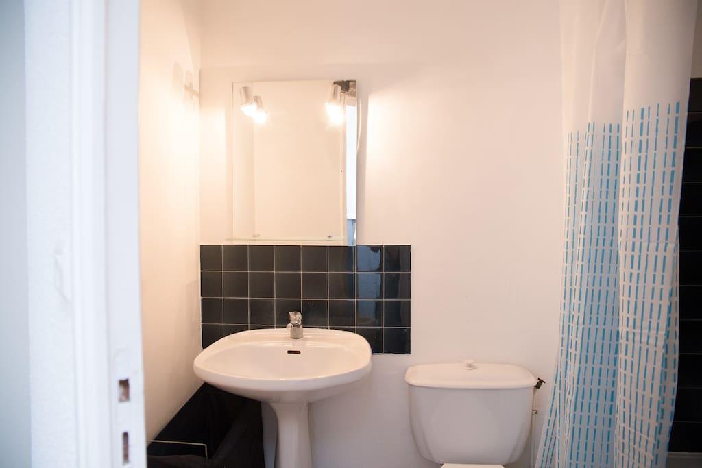 T2 40m2 hypercentre appartements louer bordeaux for Appartement bordeaux 40m2