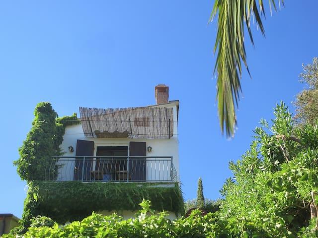 La Lucciola ~ a balcony with endless Maremma views