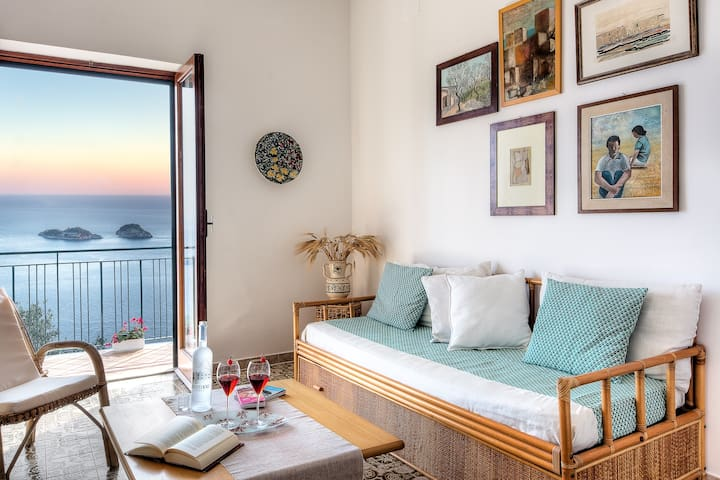 Casa Elisa – Spectaular Views to Amalfi Coast - Massa Lubrense - Pis