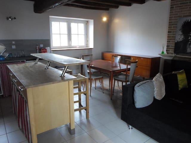 Logement Deman  12kms PUY DU FOU, 5 pers - Les Herbiers - Appartement