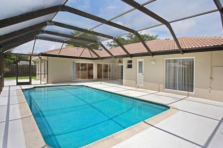 Desirable Upscale Boca Raton - Boca Raton - House