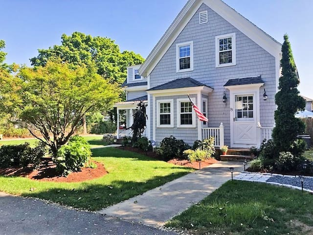 Stunning Victorian in Downtown Falmouth!