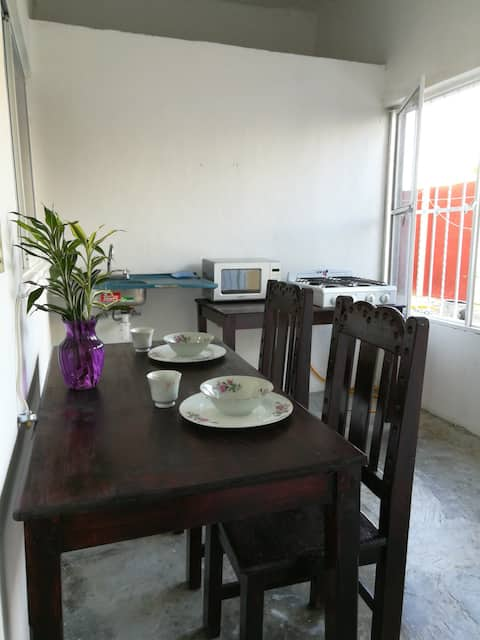 Mar&Vi's. Tonala apartment with Wi-Fi (2-4 pax)