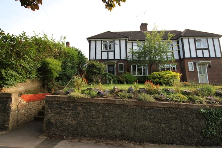 Family house near Hitchin town centre - Hitchin - Huis