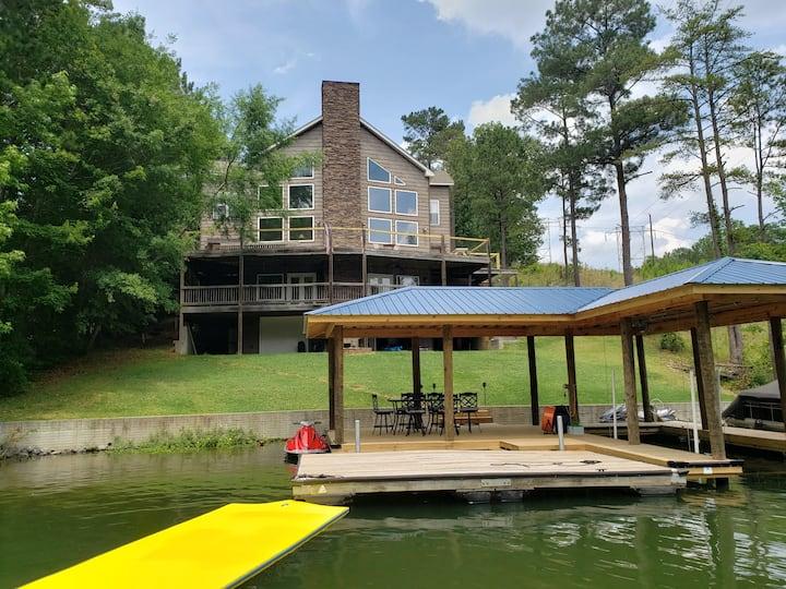 Lake Martin Family Retreat