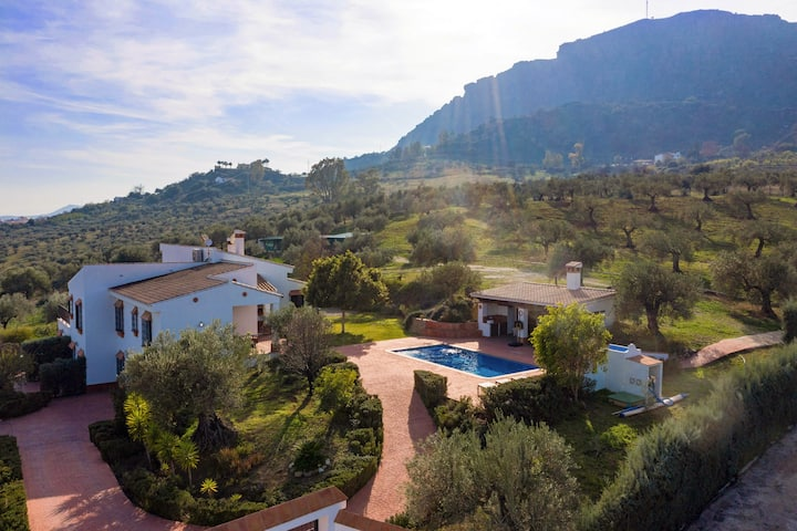Casa Mantequilla - stunning country location