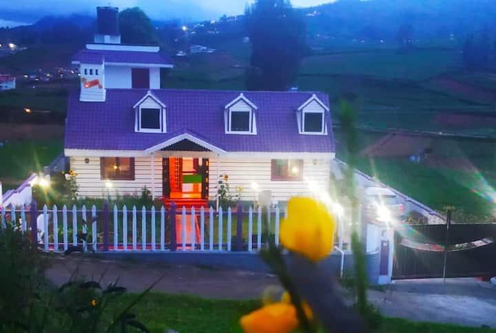 Westhill Daffodils Inn, M Palada, Ooty
