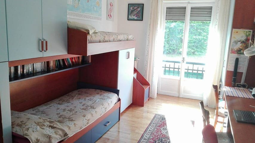 Private room only 25 min from city center - Milano - Condominio