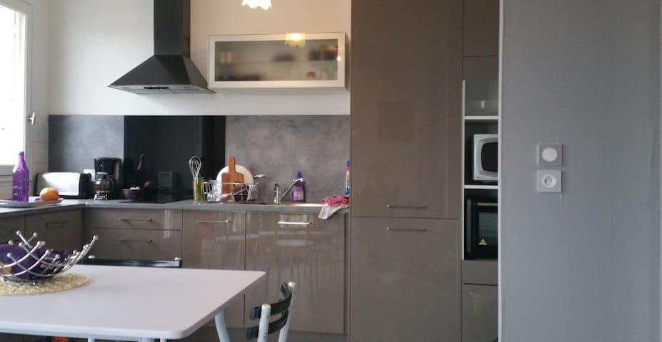 Superbe appartement 100 mètres de la plage garage - Saint-Jean-de-Monts - Apartment