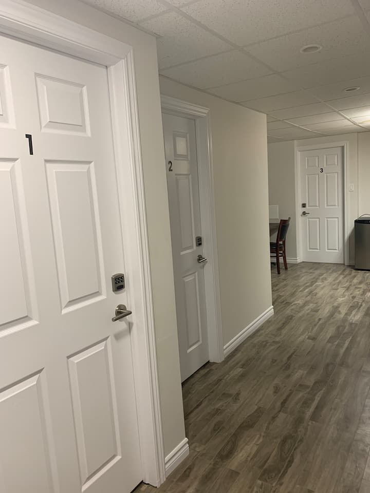 Downtown Halifax room