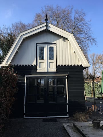 Charming renovated carriage house - Rotterdam - Cabana