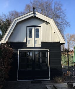 Charming renovated carriage house - Rotterdam - Cabane