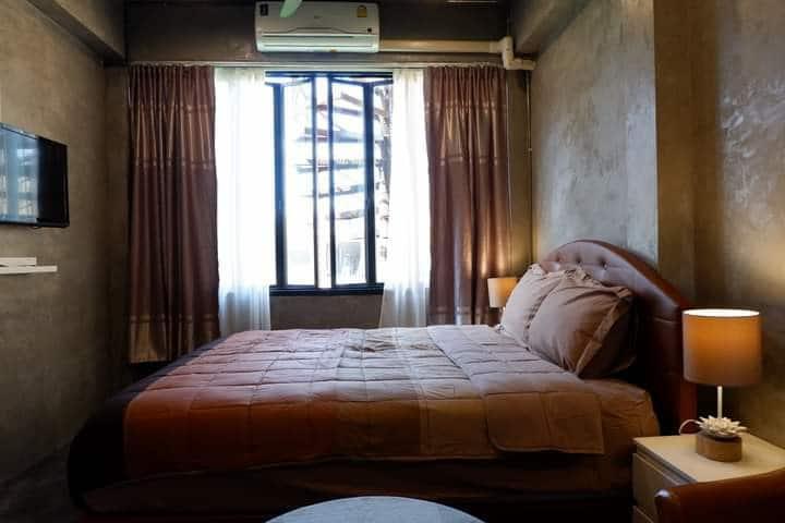 Peaceful Homestay&Camping @ Khao Kho (iDin room)