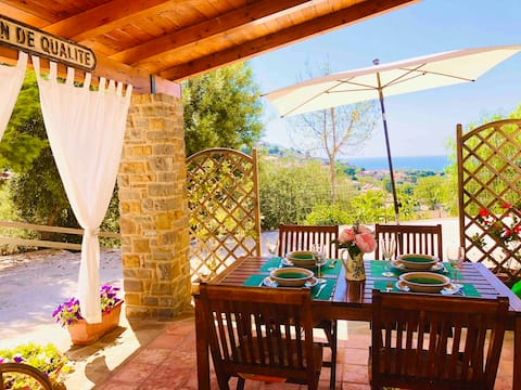 Casa Angela: relaxation in Cilento, 5 minutes by car from the sea
