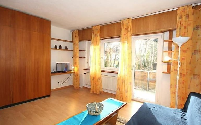 Clean and spacious double bedroom - Kitzbühel - Apartment