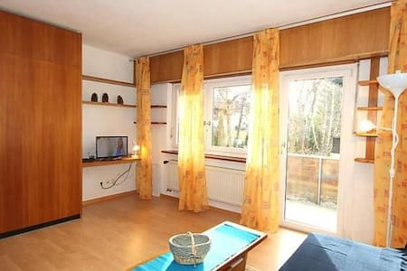 Clean and spacious double bedroom - Lakás
