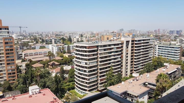 Apartamento Metro Manuel Montt. Ubicacion Unica
