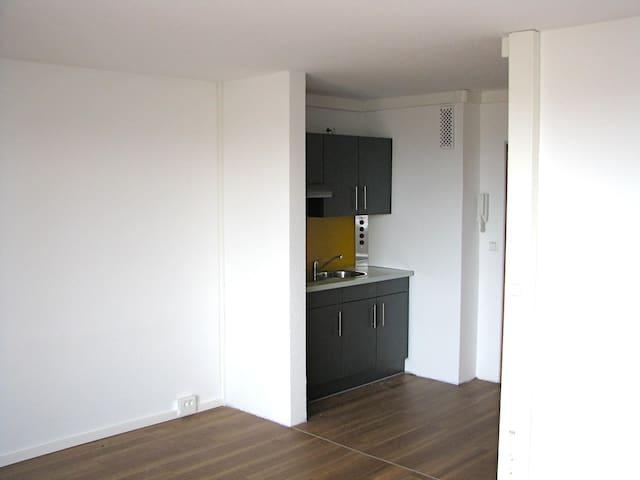 Freundliche 1-Zimmerwohnung in VS-Schwenningen - Villingen-Schwenningen - Apartamento