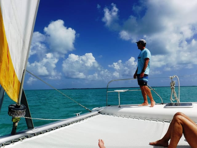 Sail Mary: Belize all-inclusive island-hopping