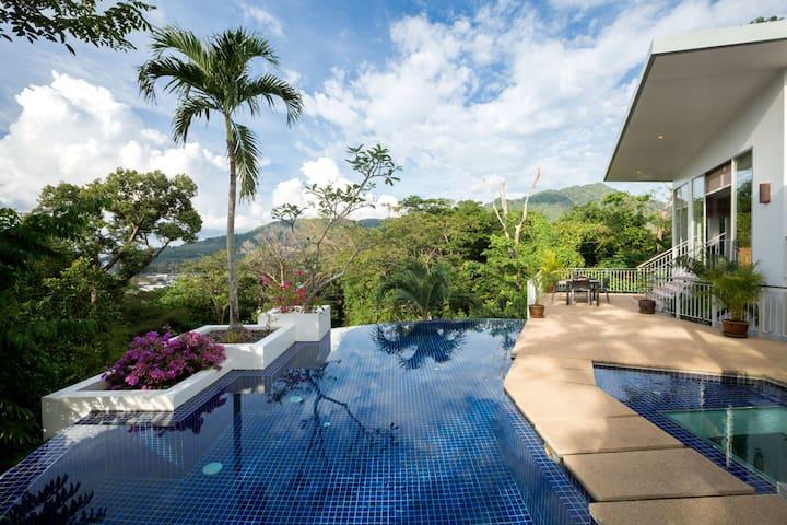 Villa 1 Private Pool