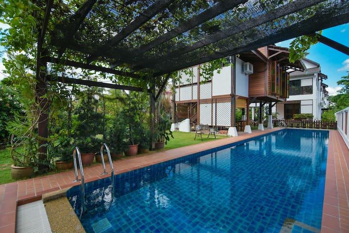 双人房附加泳池设施 - Malaca - Casa de camp