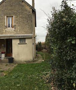 chambre avec petit déjeuner  - Beaumont-sur-Oise