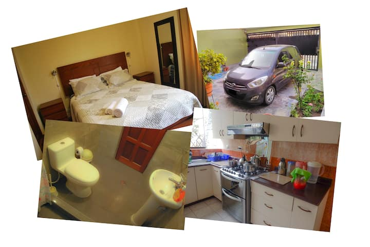 Bed and Breakfast with private Bathroom 1