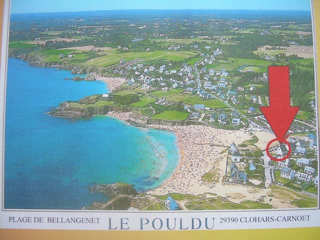 CHAMBRE D'HOTES PROCHE PLAGE - Clohars-Carnoët - Bed & Breakfast