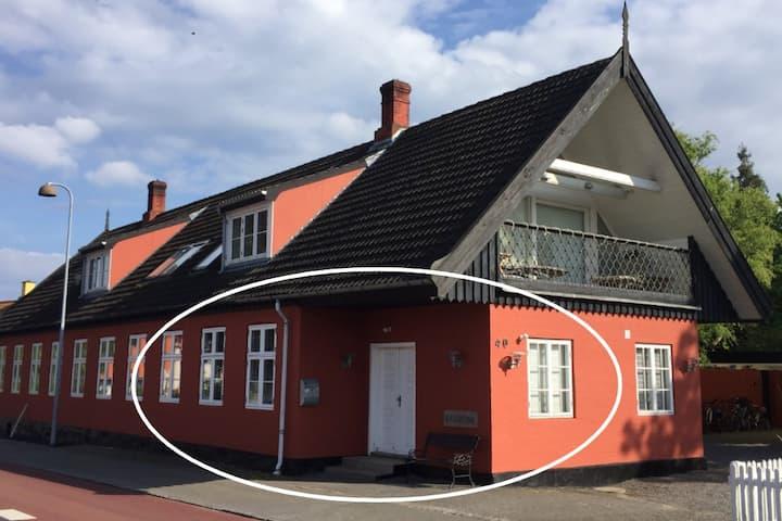 Studio apartment near Svaneke - 80 m from sea