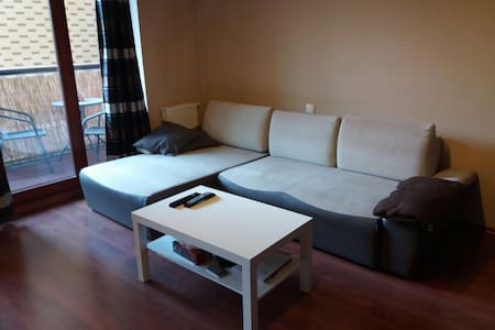 Przytulne studio 40 m - 弗羅茨瓦夫(Wrocław) - 公寓
