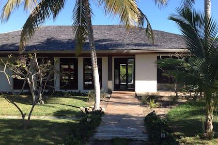 "Villa CASINA  "" the Birds House "" NORTH CAICOS"
