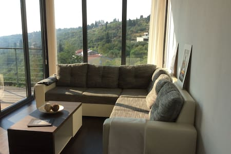 Portoroz // Modern Apartment // Sunset and Seaview - Lucija - Huoneisto