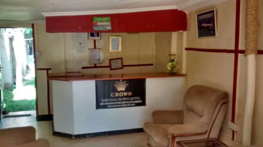 Kisumu Crown Hotel - KCH