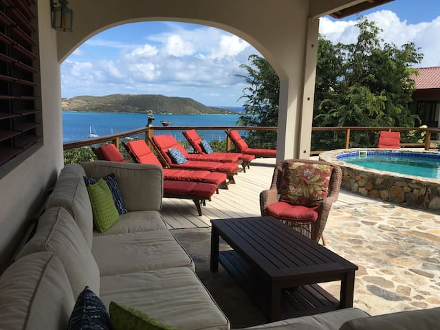 Tamarind Villa Leverick Bay Virgin Gorda