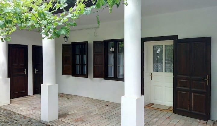 Grape Arbour apartment house