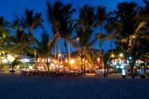 Cabarete night life