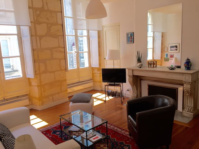 LOVELY 1 BEDROOM FLAT HEART OF BDX  - Bordeaux - Apartment