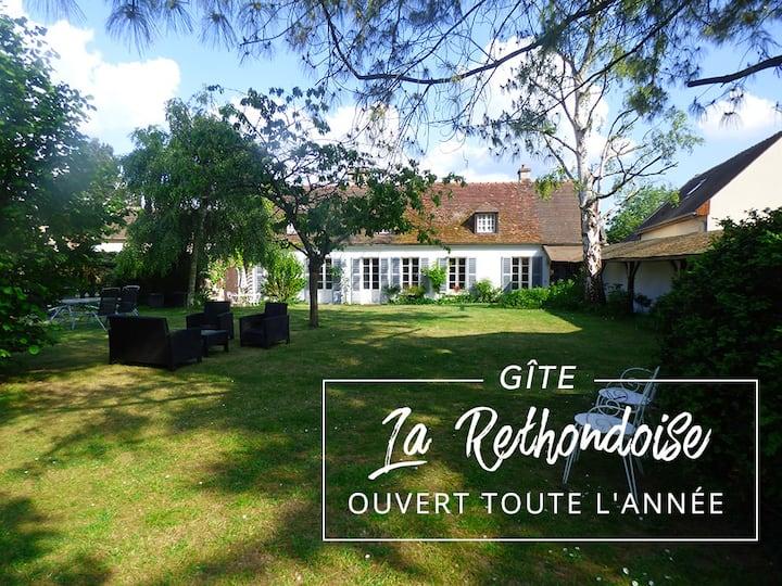 Maison de caractère près de Compiègne
