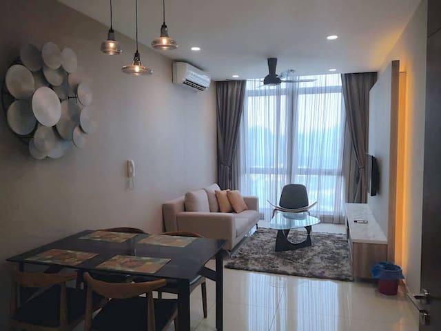 Shaftsbury Putrajaya Cosy Home