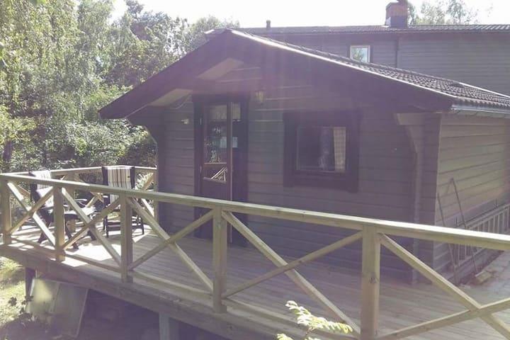 Cabin in Lagnöviken near Trosa