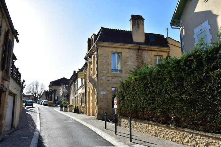 Fully renovated village apartment. New for 2019!