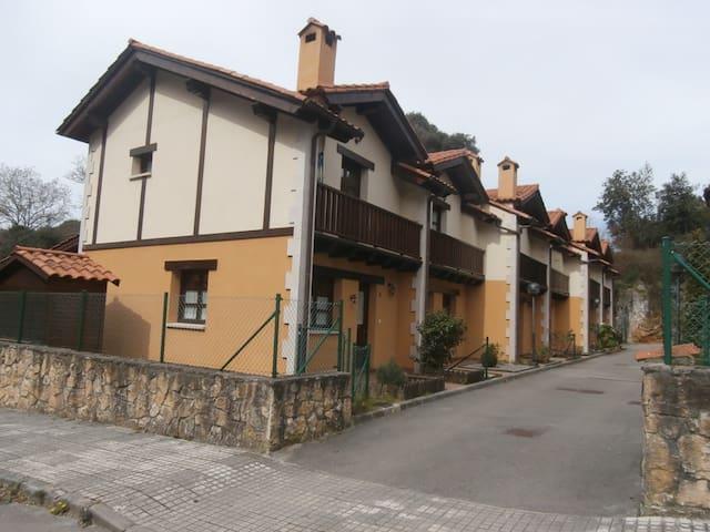 Casa adosada en Pechón - Pechón - Hus