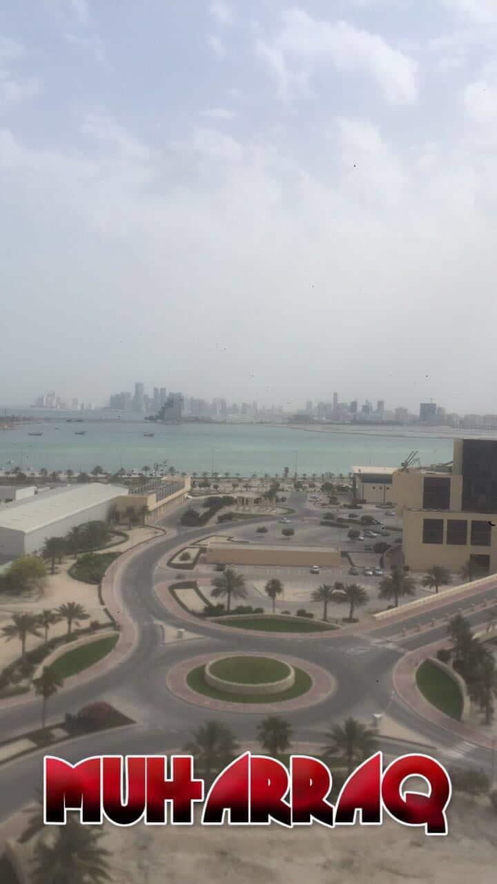 Apt for rent in Busaiteen, Bahrain