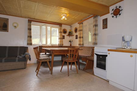 4-room farmhouse 70 m² Waldfriedenhütte - Lavanttal - 一軒家