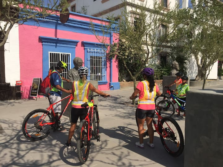 History tour of San Jose del cabo