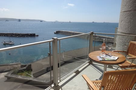Fort Picklecombe Apartment, Cornwall - Huoneisto